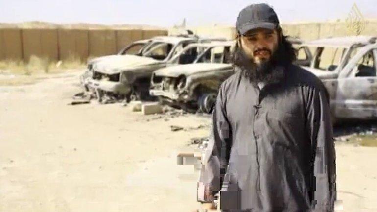 Bastián Vásquez, al llegar a Siria, se hizo llamar Abu Safiyyah