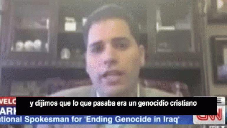 """Masacre de cristianos en Irak: """"Los yihadistas decapitan a los niños"""""""