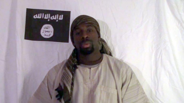 Coulibaly proclama lealtad al Estado Islámico antes de los atentados