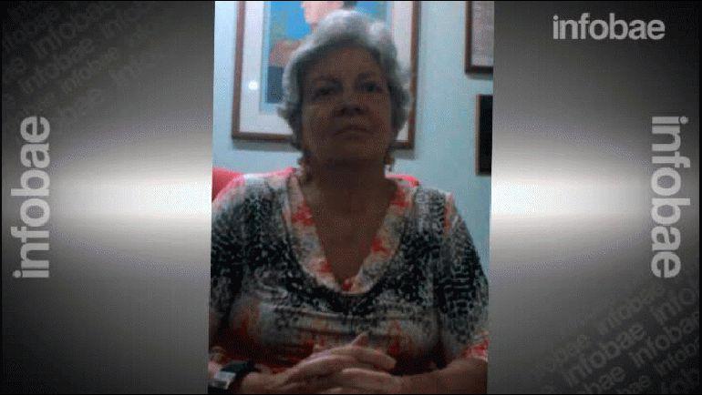 Ana Elisa Osorio, ex ministra de Hugo Chávez