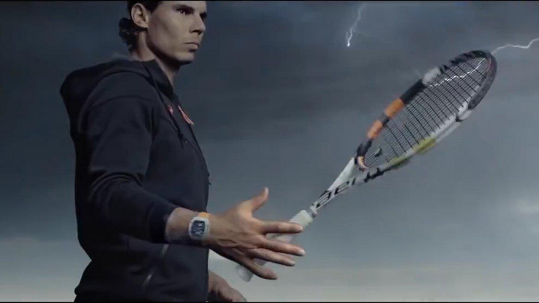 La publicidad de Kia en la que Rafael Nadal se convierte en un X--Men