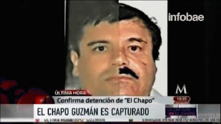 Cómo fue el operativo que terminó con la captura de El Chapo Guzmán