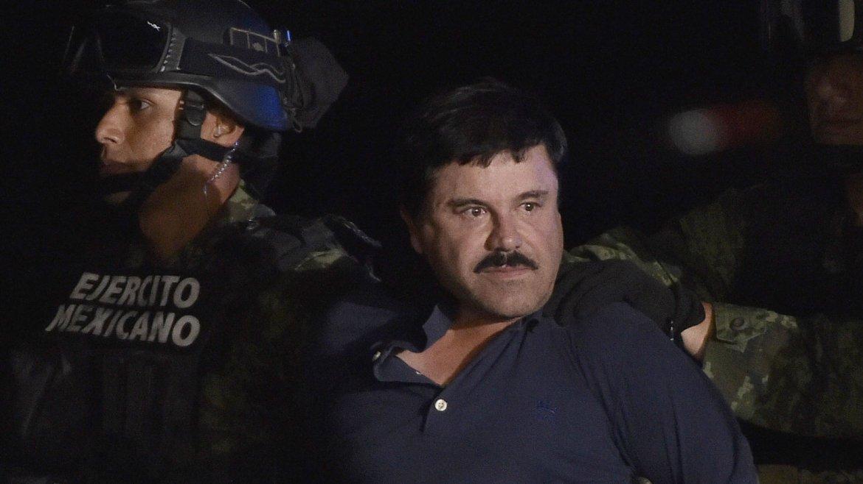 El Chapo Guzmán fue trasladado a la cárcel del Altiplano