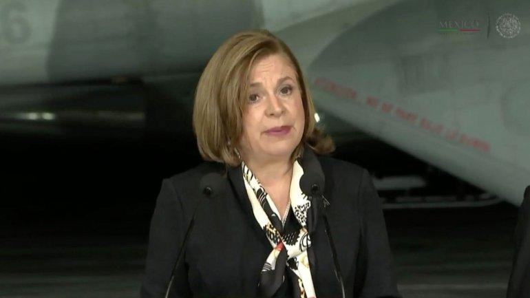 La procuradora general dio detalles de la detención de El Chapo Guzmán
