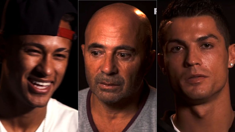 Divertida entrevista de la FIFA a las estrellas del Balón de Oro