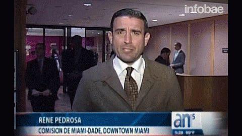 Reportaje de René Pedrosa para América Noticias. Lun/Vie 5pm ET