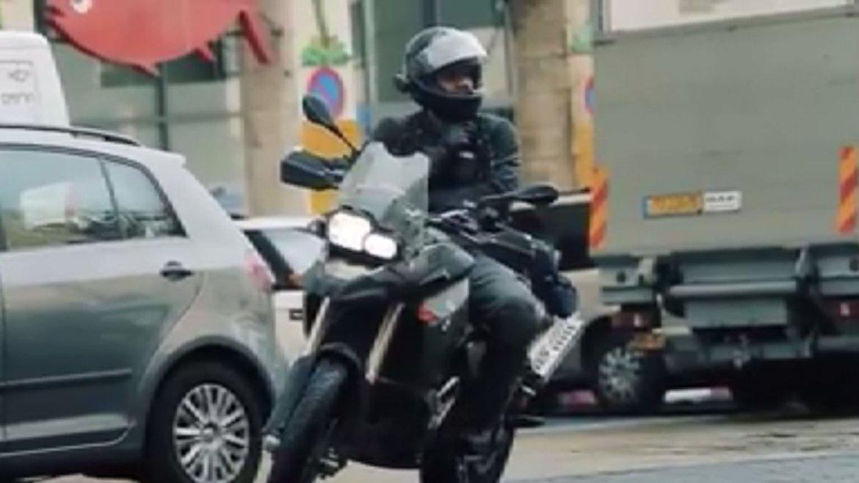 La brigada de motos de la Policía de Israel es una de las más preparadas del mundo