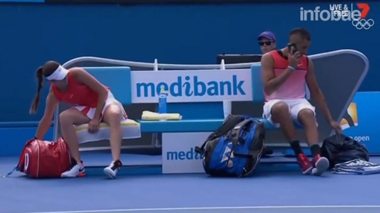Nick Kyrgios es una de las promesas del tenis australiano