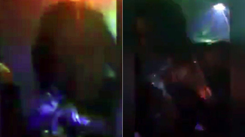 El joven murió mientras se filmaba en un local bailable