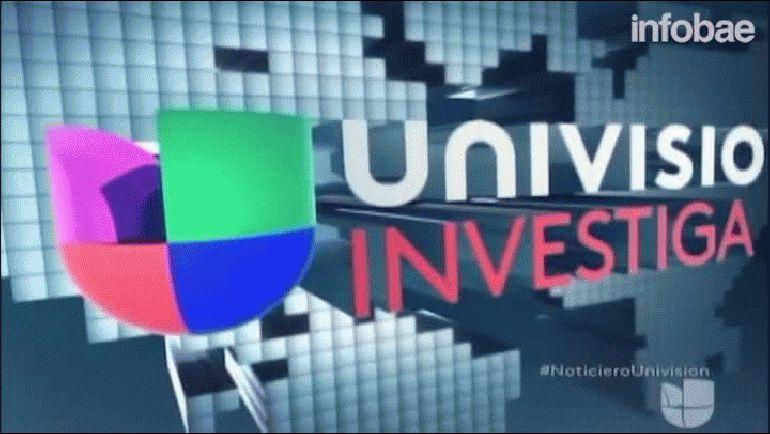 Noticiero Univision con Jorge Ramos y Maria Elena Salinas. 6:30/5:30 CT