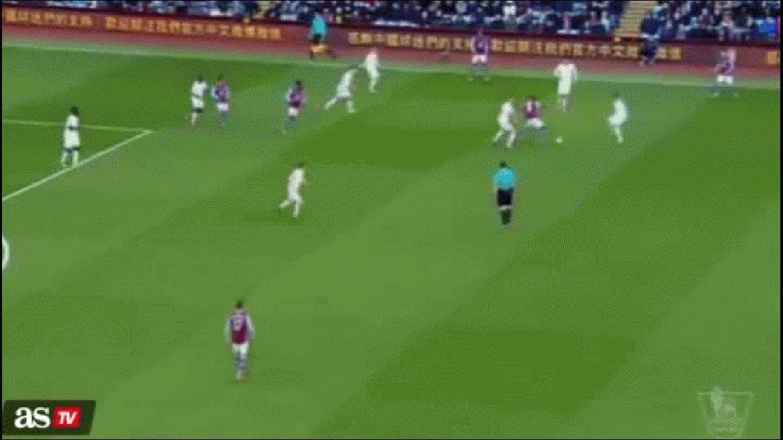 El partido terminó 6 a 0 a favor del Liverpool
