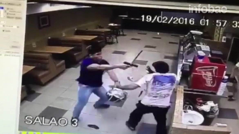 El hecho sucedió en Brasil