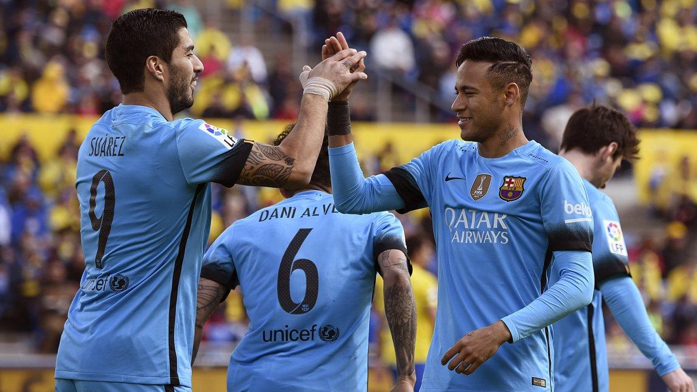 Los sudamericanos volvieron a ser figuras en sus clubes.