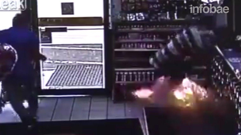 La explosión de un cigarrillo electrónico provocó graves quemaduras a un hombre en Owensboro, Kentucky, en los Estados Unidos