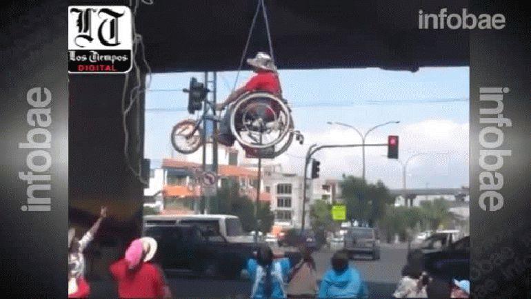 Informe del portal Los Tiemposde la ciudad de Cochabamba