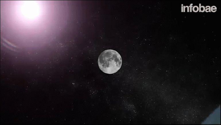 Anuncio de la NASA sobre la cobertura del eclipse solar este martes