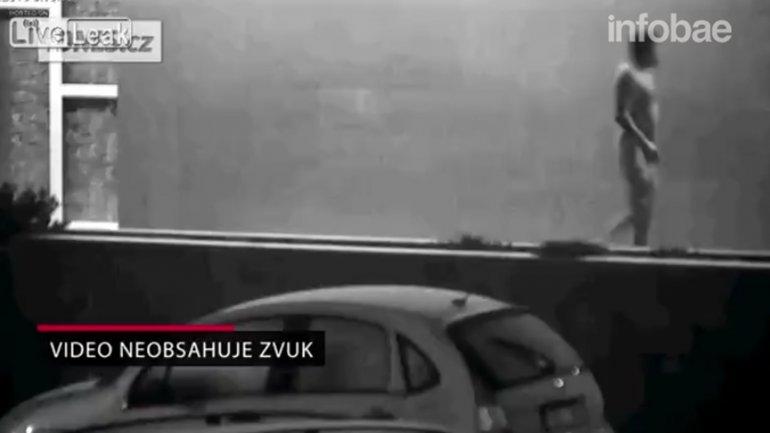 Así fue el ataque del hombre lobo en República Checa