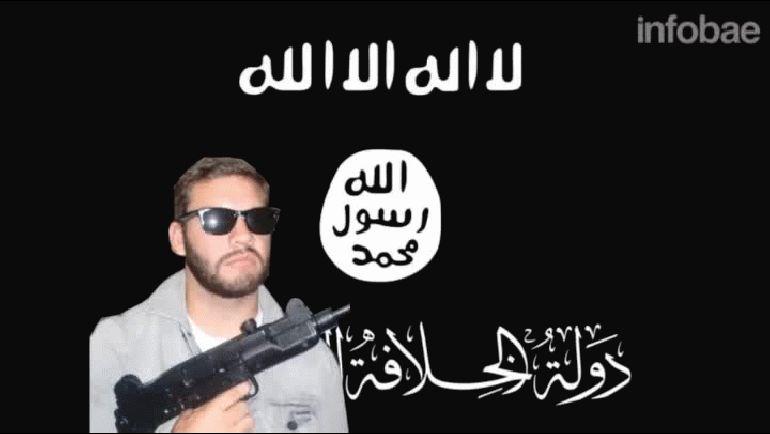 El video que publicó Trump para acusar al agresor de Ohio de ser miembro del Estado Islámico