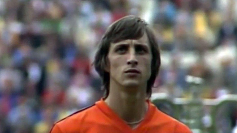 Murió Johan Cruyff. Para muchos, el mejor jugador de todos los tiempos