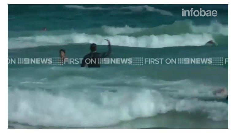 El video muestra el rescate de los jóvenes a manos de Hugh Jackman