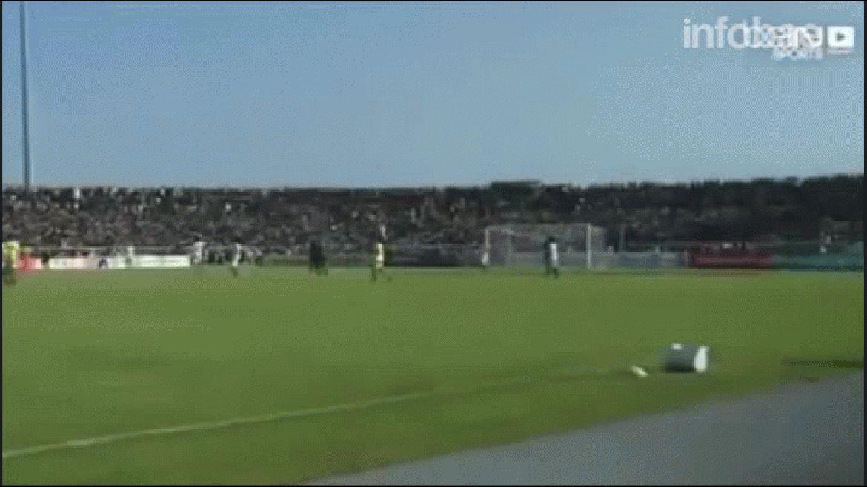 El encuentro entre ambos equipos terminó 1 a 1