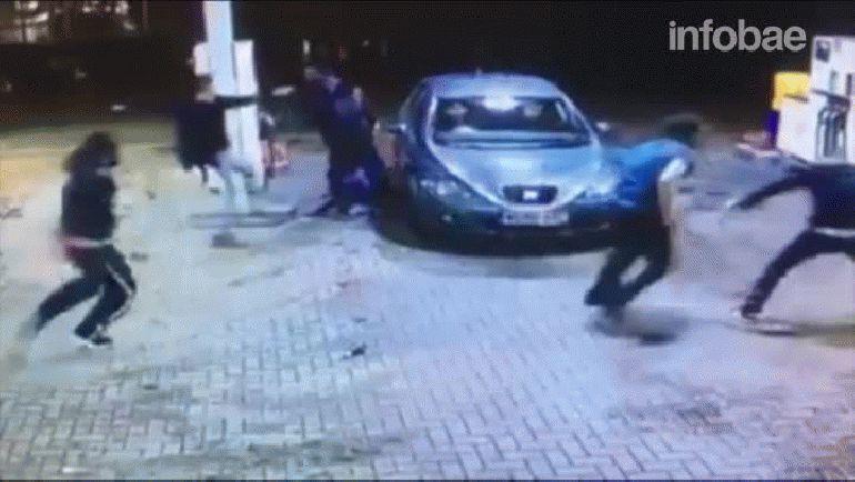 Brutal ataque a una mujer en Nueva Coneta: Un menor
