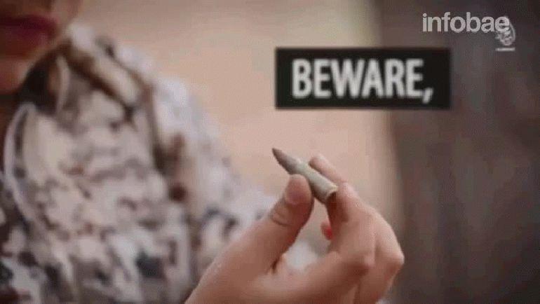 El video en el que niños reclutados por el Estado Islámico amenazan a Europa