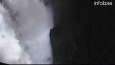 Josh Riechert cayó desde 20 metros por una cascada del Parque Nacional de Washington